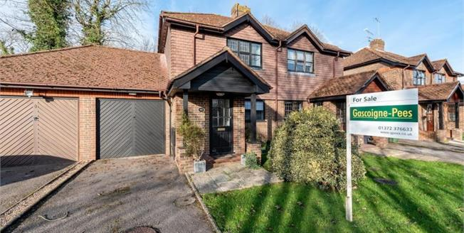 Asking Price £400,000, 2 Bedroom Semi Detached House For Sale in East Horsley, KT24