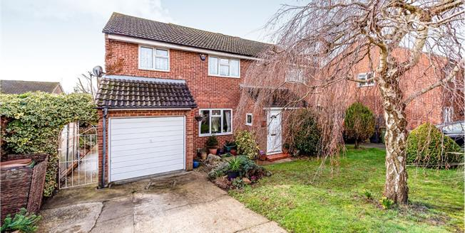 Offers in excess of £485,000, 4 Bedroom Semi Detached House For Sale in Leatherhead, KT22