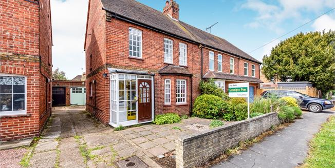 Asking Price £425,000, 3 Bedroom Semi Detached House For Sale in Leatherhead, KT22