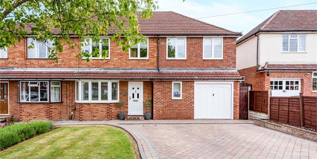 Asking Price £725,000, 5 Bedroom Semi Detached House For Sale in Fetcham, KT22