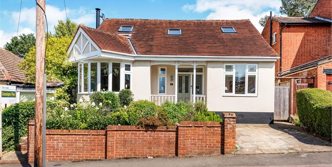 Offers in excess of £650,000, 4 Bedroom Detached House For Sale in Leatherhead, KT22