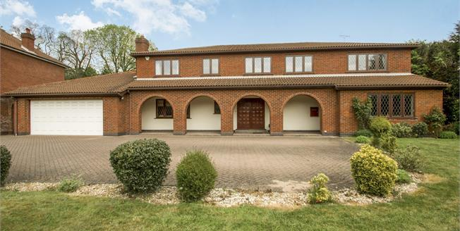 Offers in the region of £900,000, 4 Bedroom Detached House For Sale in Bramcote, NG9
