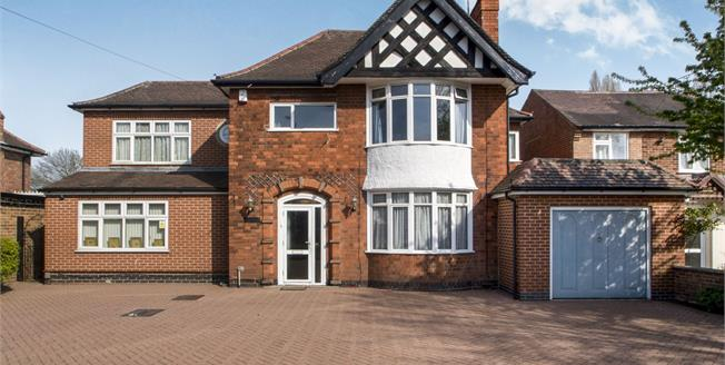 £575,000, 4 Bedroom Detached House For Sale in Beeston, NG9