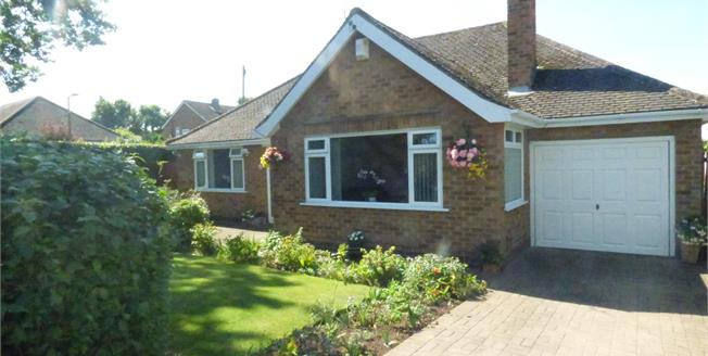 Asking Price £315,000, 2 Bedroom Detached Bungalow For Sale in Stapleford, NG9