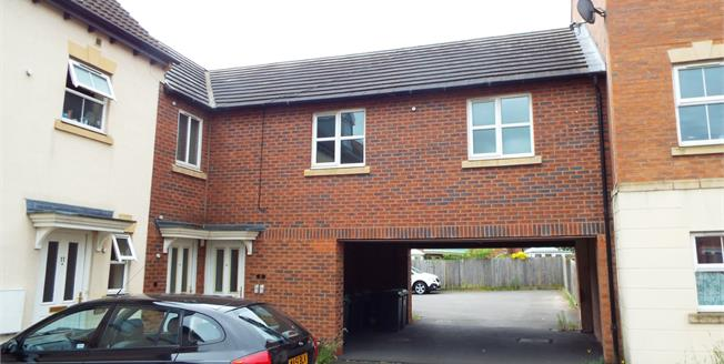 Offers Over £104,000, 1 Bedroom Flat For Sale in Beeston, NG9
