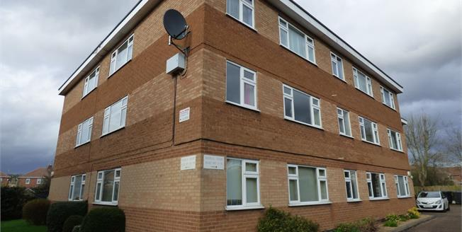 Guide Price £90,000, 2 Bedroom Flat For Sale in Toton, NG9