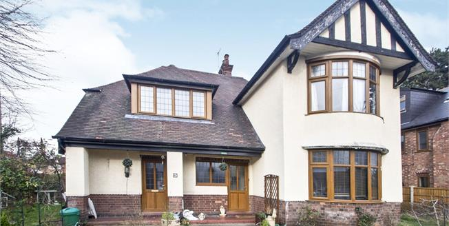 Asking Price £340,000, 5 Bedroom Detached House For Sale in Beeston, NG9