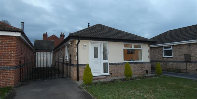 Asking Price £190,000, 2 Bedroom Detached Bungalow For Sale in Beeston, NG9