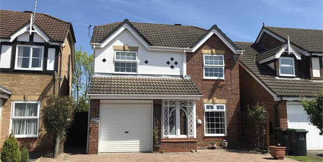 Offers Over £275,000, 4 Bedroom Detached House For Sale in Beeston, NG9