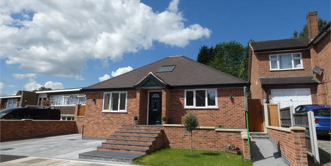 Asking Price £320,000, 3 Bedroom Detached Bungalow For Sale in Nottingham, NG9