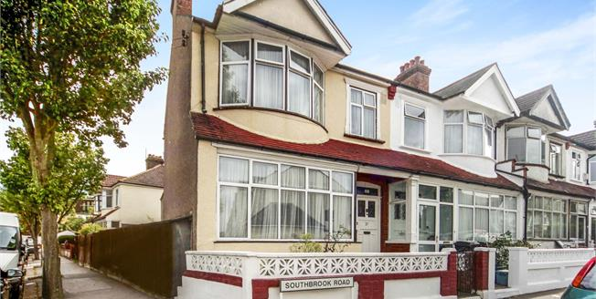 Asking Price £535,000, 3 Bedroom End of Terrace House For Sale in London, SW16