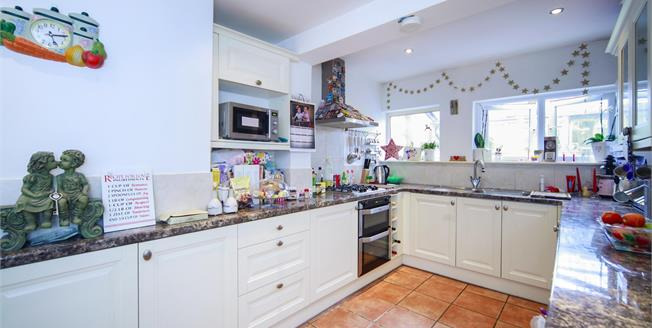 Asking Price £400,000, 2 Bedroom Terraced House For Sale in Thornton Heath, CR7