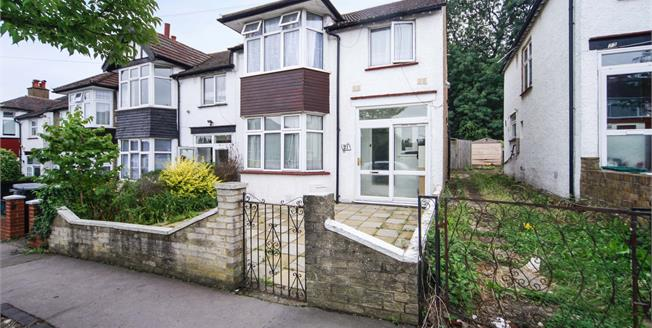 Offers in excess of £485,000, 3 Bedroom End of Terrace House For Sale in London, SW16