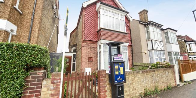 Asking Price £650,000, 4 Bedroom Detached House For Sale in London, SE25