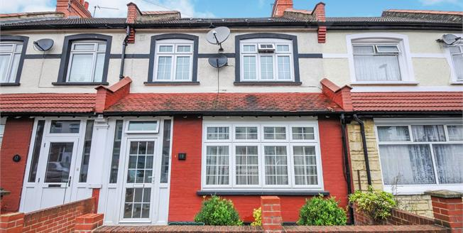 Offers in excess of £550,000, 5 Bedroom Terraced House For Sale in Thornton Heath, CR7