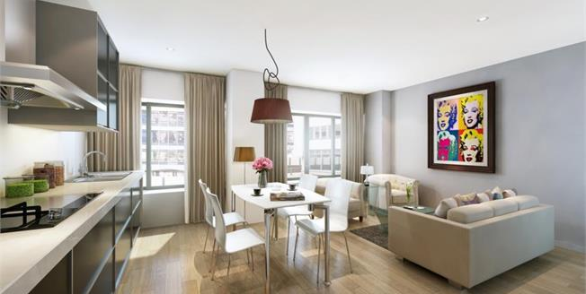 Guide Price £337,000, 1 Bedroom Flat For Sale in London, CR0