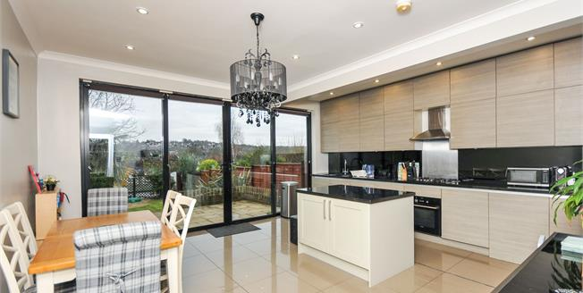 Guide Price £700,000, 5 Bedroom Semi Detached House For Sale in South Croydon, CR2