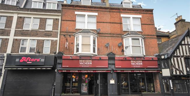 Guide Price £210,000, 1 Bedroom Flat For Sale in Croydon, CR0