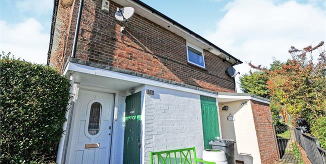 Offers Over £285,000, 2 Bedroom Maisonette For Sale in South Croydon, CR2