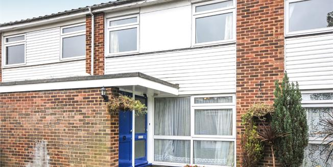 Guide Price £425,000, 3 Bedroom Terraced House For Sale in South Croydon, CR2