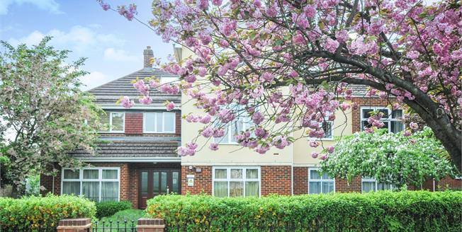 Asking Price £251,500, 2 Bedroom Flat For Sale in South Croydon, CR2