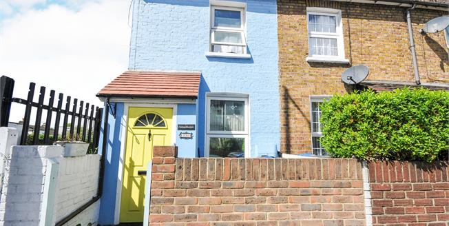 Offers in the region of £350,000, 2 Bedroom End of Terrace House For Sale in South Croydon, CR2