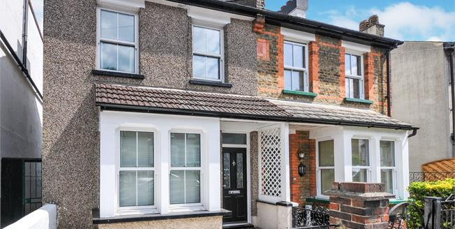 Asking Price £460,000, 3 Bedroom Terraced House For Sale in South Croydon, CR2