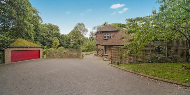 Asking Price £1,150,000, 5 Bedroom Detached House For Sale in Croydon, CR0