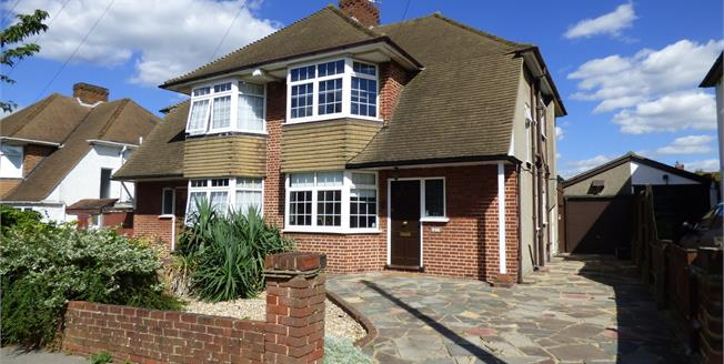 Asking Price £590,000, 4 Bedroom Semi Detached House For Sale in Croydon, CR0