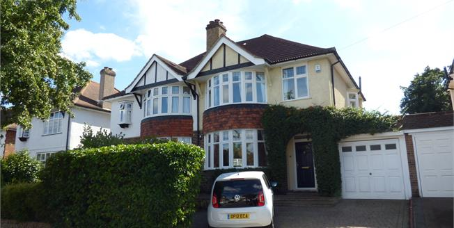 Asking Price £595,000, 3 Bedroom Semi Detached House For Sale in Croydon, CR0