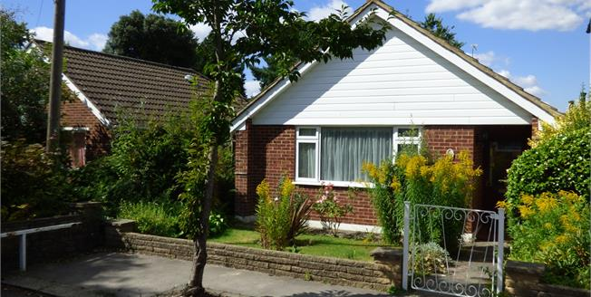 Asking Price £485,000, 2 Bedroom Detached Bungalow For Sale in Croydon, CR0