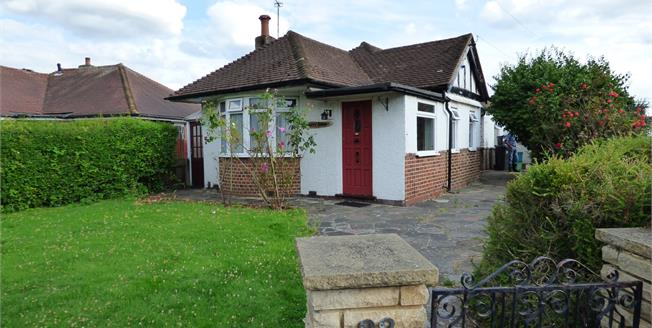 Asking Price £470,000, 2 Bedroom Detached Bungalow For Sale in Croydon, CR0
