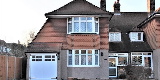 Offers in excess of £575,000, 3 Bedroom Semi Detached House For Sale in Croydon, CR0