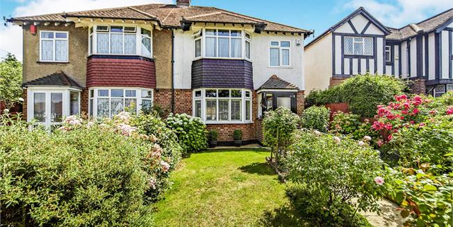 Offers in excess of £515,000, 3 Bedroom Terraced House For Sale in Croydon, CR0