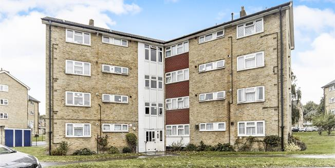 Offers in excess of £250,000, 2 Bedroom Flat For Sale in Croydon, CR0