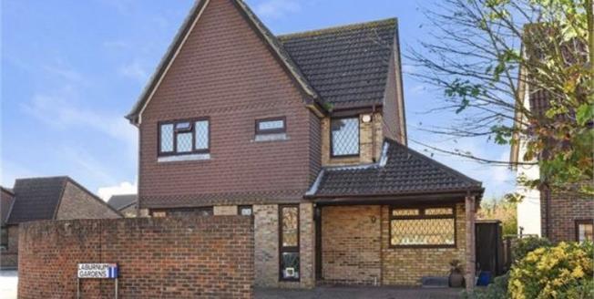 £475,000, 3 Bedroom Detached House For Sale in Croydon, CR0