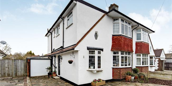 Offers in the region of £570,000, 4 Bedroom Semi Detached House For Sale in Croydon, CR0