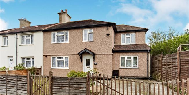 Asking Price £425,000, 3 Bedroom Semi Detached House For Sale in Croydon, CR0