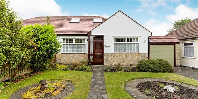 Offers in excess of £450,000, 3 Bedroom Semi Detached Bungalow For Sale in Croydon, CR0