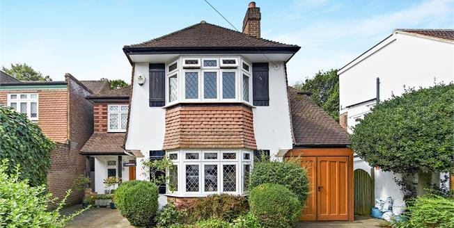 Offers in excess of £700,000, 4 Bedroom Detached House For Sale in Croydon, CR0