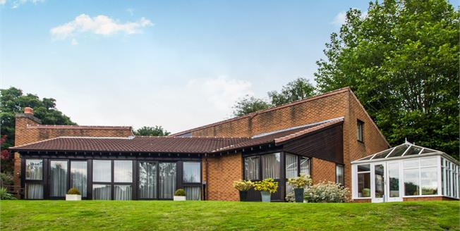 Asking Price £370,000, 4 Bedroom Detached House For Sale in Bretby, DE15