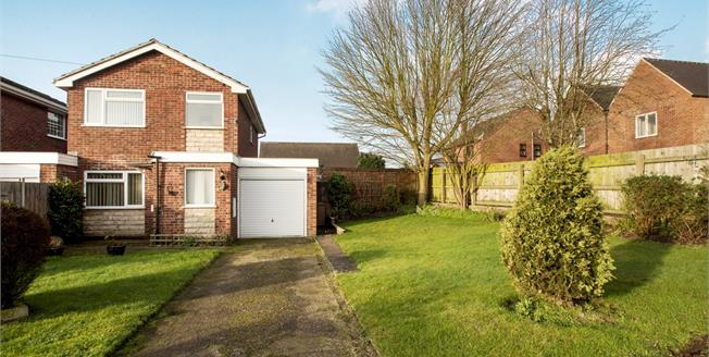 Offers Over £200,000, 3 Bedroom Detached House For Sale in Netherseal, DE12