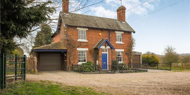 Offers Over £300,000, 4 Bedroom Detached House For Sale in Burton-on-Trent, DE14