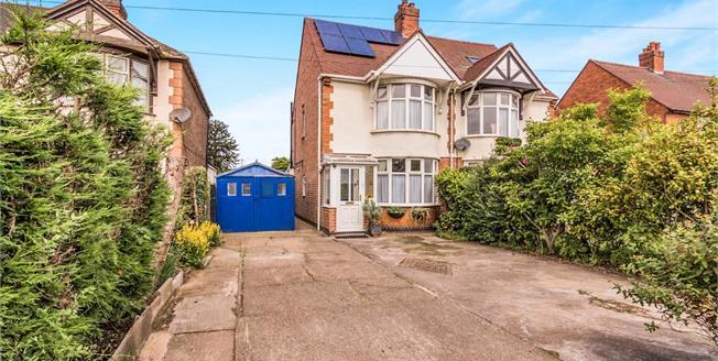 Fixed Price £160,000, 3 Bedroom Semi Detached House For Sale in Barton under Needwood, DE13