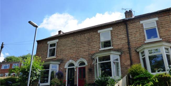 Asking Price £160,000, 2 Bedroom Terraced House For Sale in Burton-on-Trent, DE15