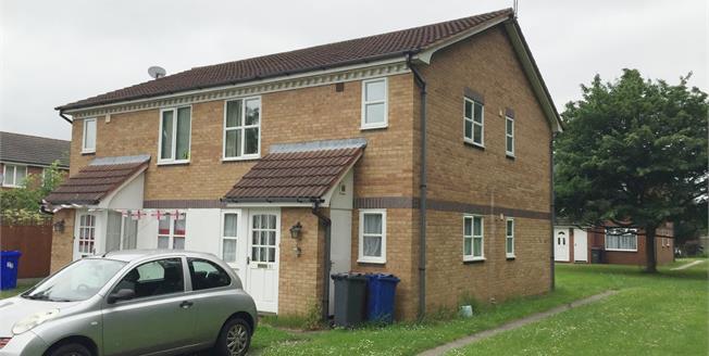 Guide Price £80,000, 1 Bedroom Flat For Sale in Branston, DE14