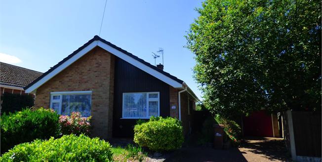Offers Over £185,000, 3 Bedroom Detached Bungalow For Sale in Burton-on-Trent, DE15