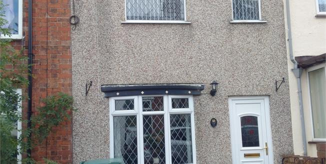 Offers Over £75,000, 2 Bedroom Terraced House For Sale in Loscoe, DE75