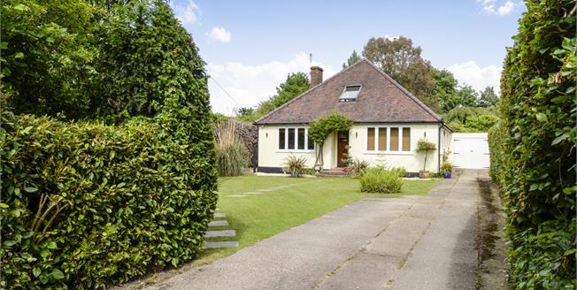 Asking Price £895,000, 4 Bedroom Detached Bungalow For Sale in West Horsley, KT24
