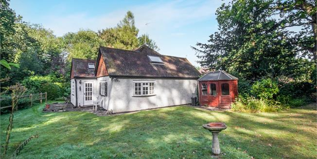 Fixed Price £735,000, 3 Bedroom Detached Cottage For Sale in Stoke D'abernon, KT11